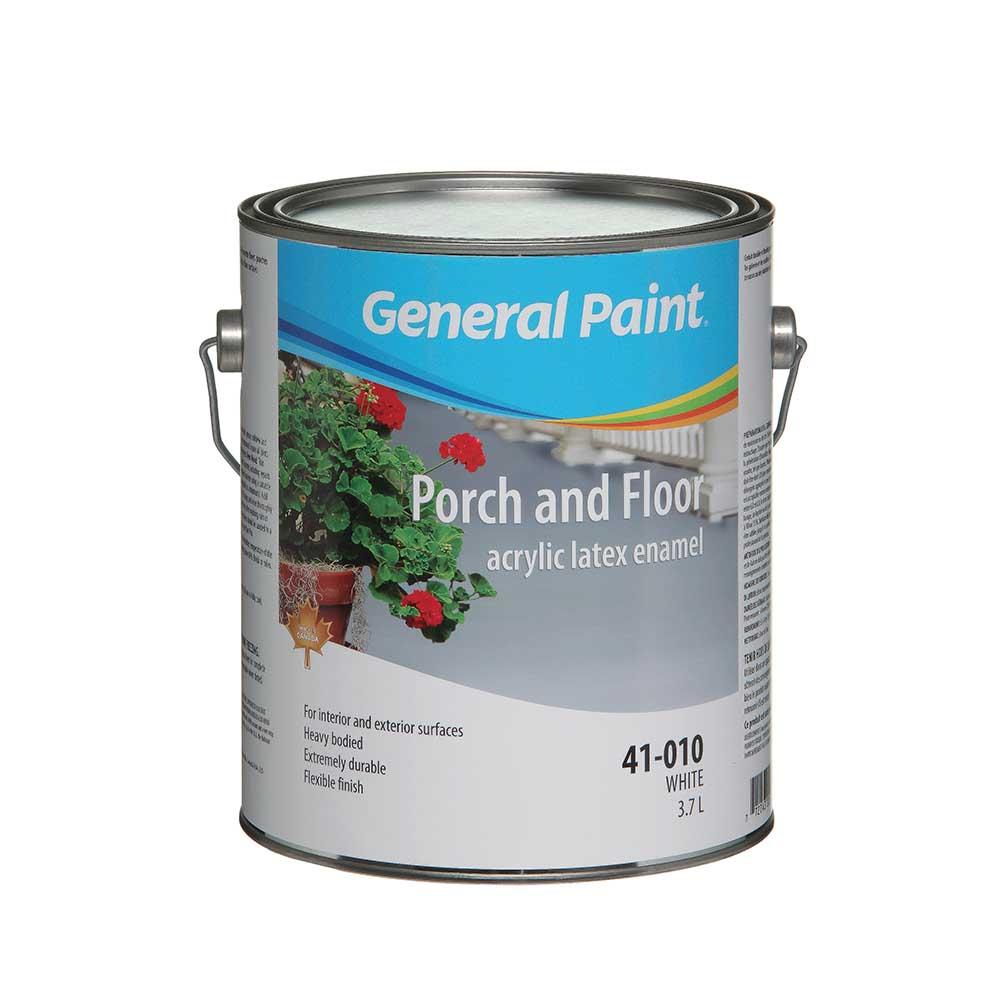 Porch & Floor 41-010 – general paint